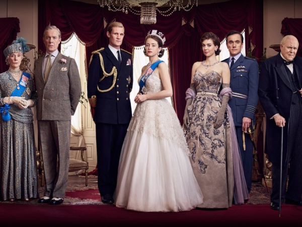 <p>The Crown</p>