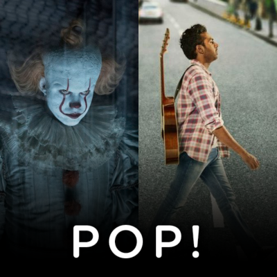 El terror de It2 y la música de Yesterday