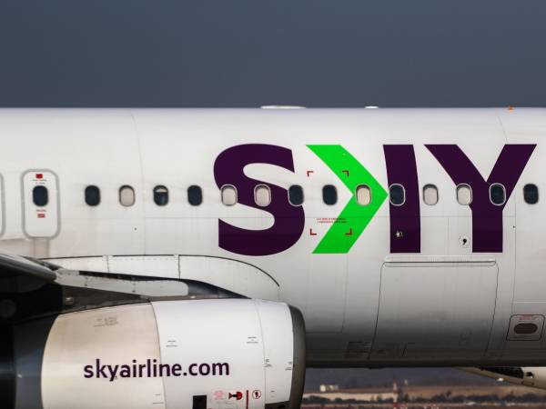 <p>Sky Airlines.</p>