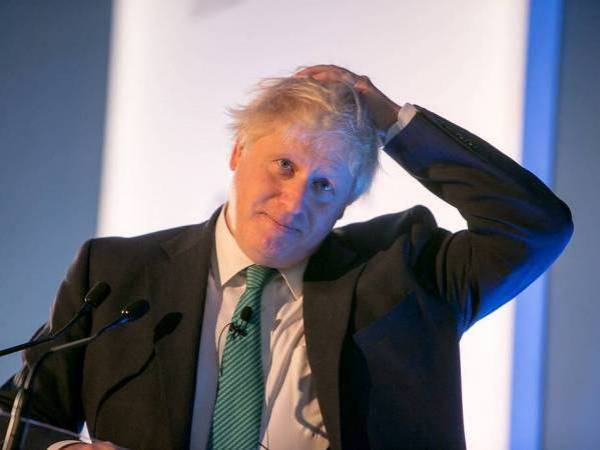 <p>Boris Johnson.</p>