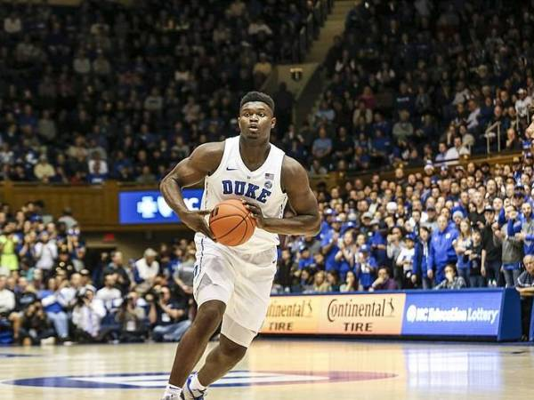 <p>Zion Williamson.</p>