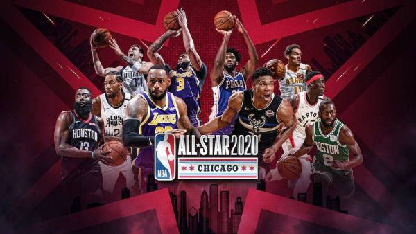 All-Star Chicago 2020.