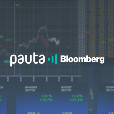 Pauta Bloomberg - 3 de abril 2020