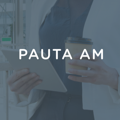 PAUTA AM 22 de junio de 2020