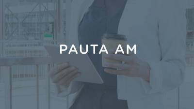 PAUTA AM 17 de julio
