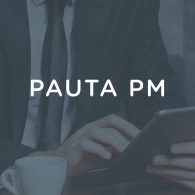 PODCAST PAUTA PM - 15 de enero 2021