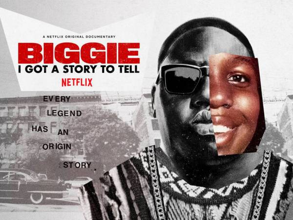 <p>Documental Biggie: I got a story to tell.</p>